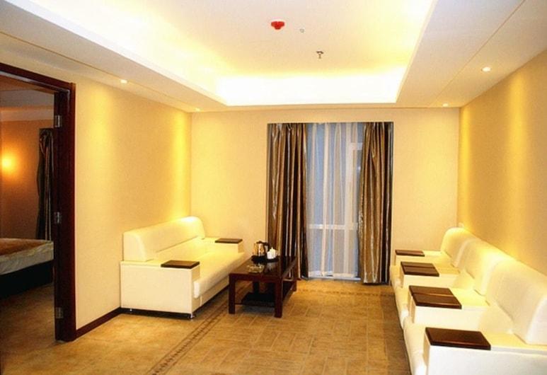 Foshan Hotel - Wutaishan, Xinzhou, Bilik Tamu