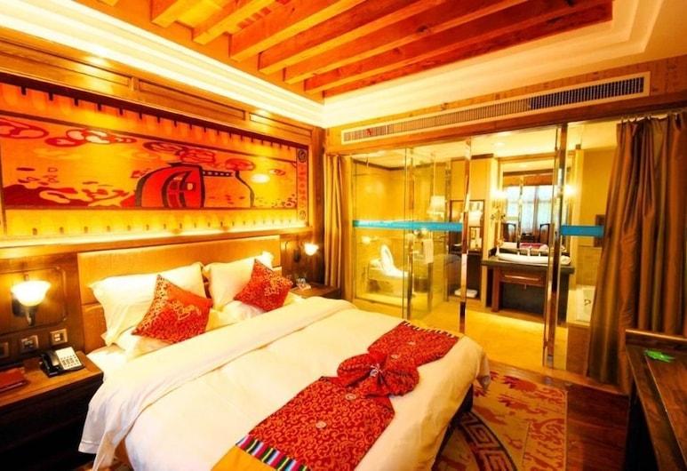 Lijiang Golden Path Hospitality Hotel, Lijiang, Chambre