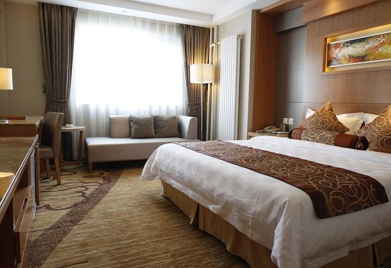 北京府右街ホテル (北京府右街賓館), 北京, 部屋