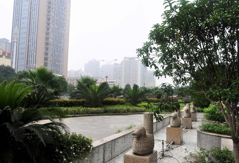 Mei Ao Si Le Hotel - Changsha, Changsha, Ytra byrði