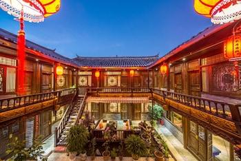 Lijiang bölgesindeki HE MU JU INN ZHONGYI BRANCH resmi