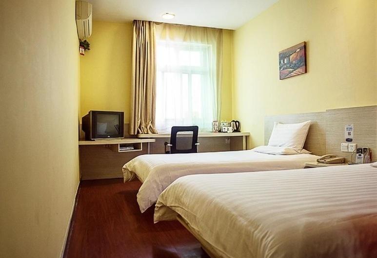 Hanting Hotel, Chengdu, Quarto