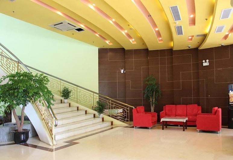 如家快捷酒店 - 上海陸家嘴東方明珠店, 上海, 大堂