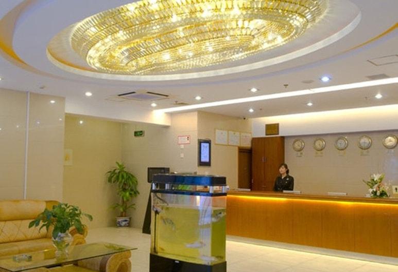 Corea Business Hotel - Beijing, Beijing, Lobby