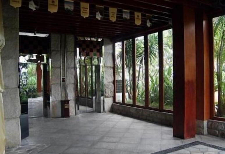 Sixiangjia Shangdong Shangzhu Apartment, Guangzhou, Interior Entrance