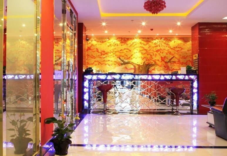 北京鴻煒億家連鎖酒店 (牛街店), 北京, 大堂