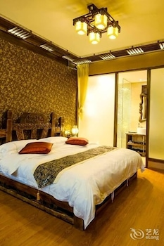 Selline näeb välja Xiehou Shiguang Inn, Lijiang
