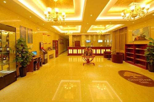 格林豪泰江蘇省泰州市靖江市汽車站酒店/