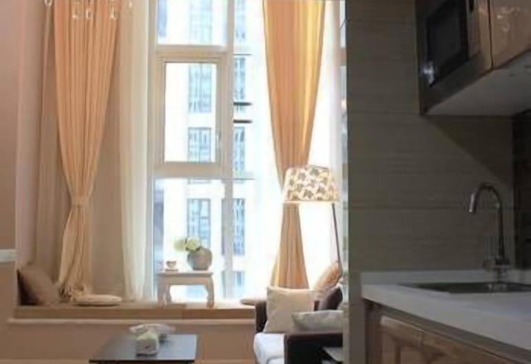 Xuan Long Apartment Hotel, Hangzhou, Rom
