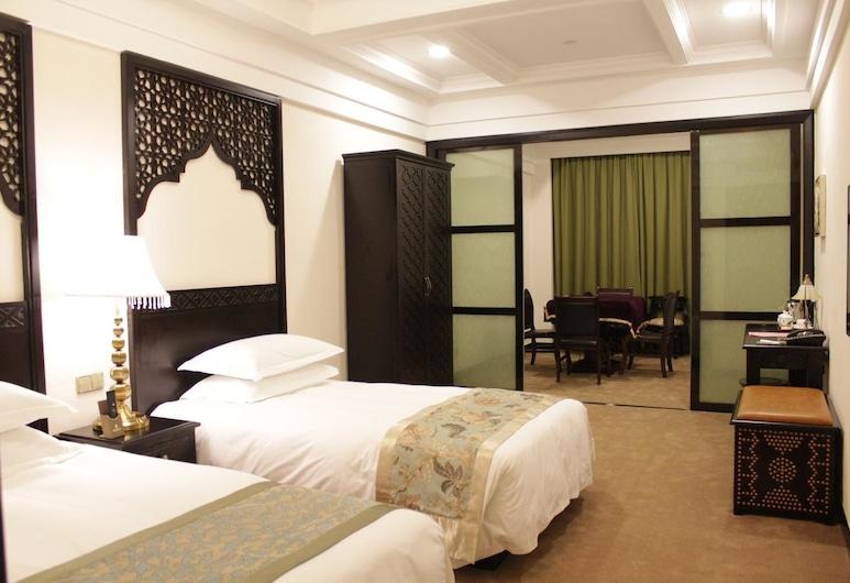 Leqing Jinxilai Holiday Hotel, Wenzhou, Gästrum