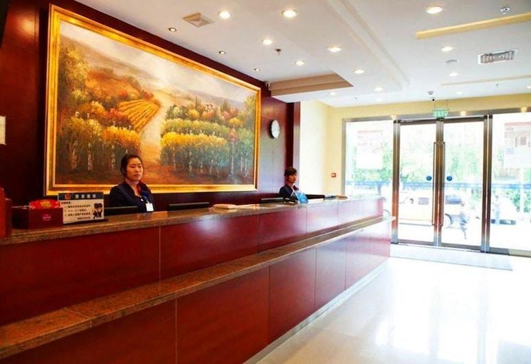 漢庭酒店 (煙台開發區長江路店), 揚州市, 大廳