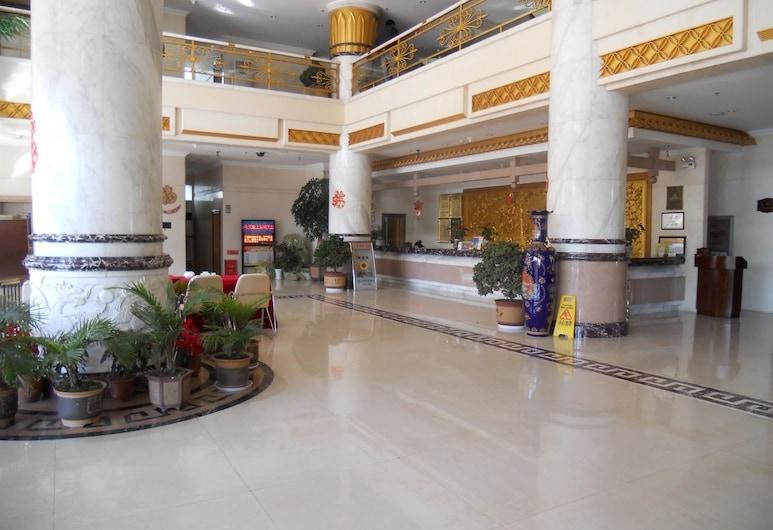 Dali Xianghe Hotel, Dali, Lobby