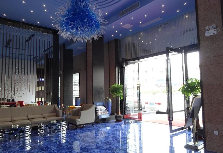 廣州水悅年華酒店 - 長隆店, 廣州市, 大廳