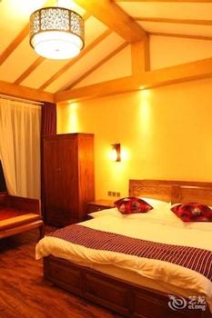 Lijiang bölgesindeki Green Mountain Inn-lijiang resmi