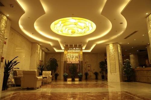 瑞安溫商大酒店/