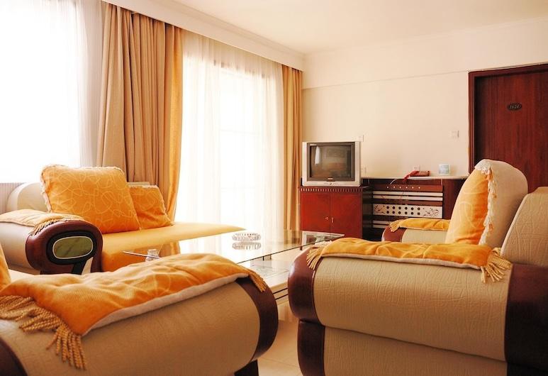 Penglai Pengda Wanghai Tower Hotel - Penglai, Yantai, Herbergi