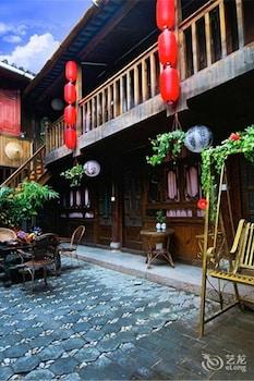 Fotografia hotela (Sing inn Lijiang Flowers Butterflies) v meste Lijiang