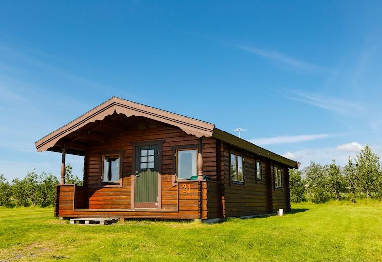 Hellisholar Cottages, Rangárþing eystra, Ferienhaus, 2Schlafzimmer, Ausblick vom Zimmer