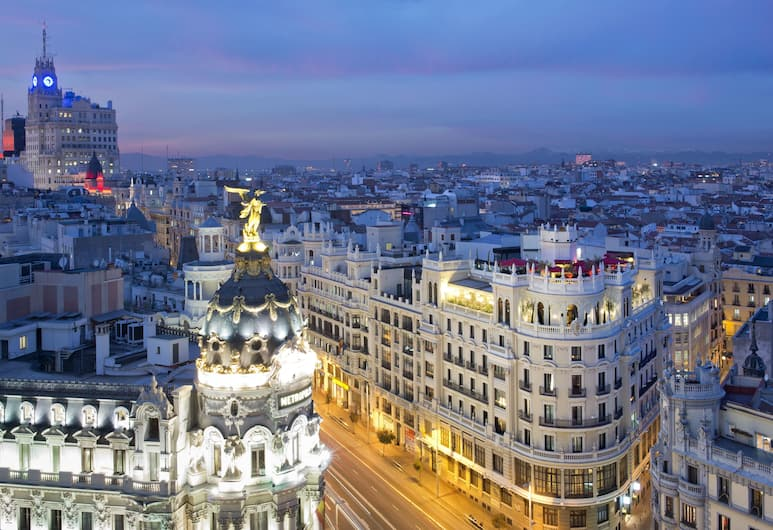 The Principal Madrid - Small Luxury Hotels of The World, Madrid, Exterior