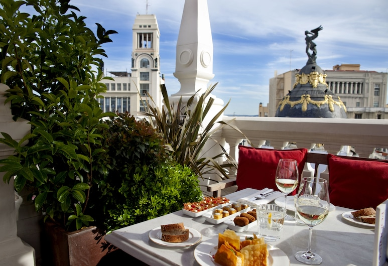 The Principal Madrid - Small Luxury Hotels of The World, Madrid, Terrasse/Patio