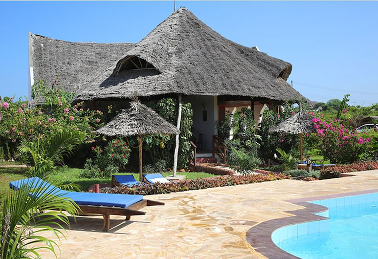 Zanzibar Star Resort, Nungwi, Välibassein