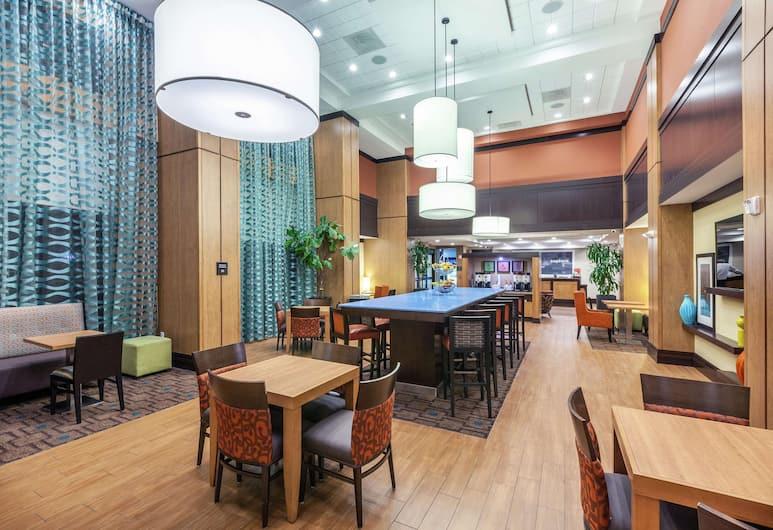 Hampton Inn & Suites Houston North IAH, TX, Houston, Tiền sảnh