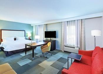 Fotografia do Hampton Inn & Suites Houston North IAH, TX em Houston