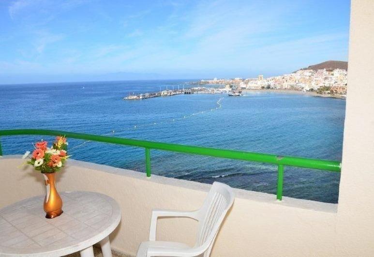 Apartamentos Costamar, Arona, Apartamentai, 1 miegamasis, balkonas, vaizdas į vandenyną (2 PAXS), Vaizdas iš balkono