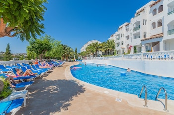 Calvia — zdjęcie hotelu Aparthotel Holiday Center