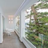 高級開放式客房 - 露台