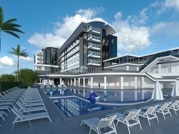 Alanya bölgesindeki Kaila Beach Hotel - All Inclusive resmi