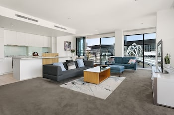 Picture of Waterfront Melbourne Apartments  in Docklands