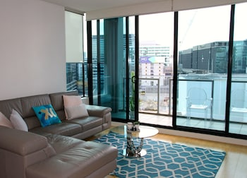 Picture of Waterfront Apartments Melbourne in Docklands