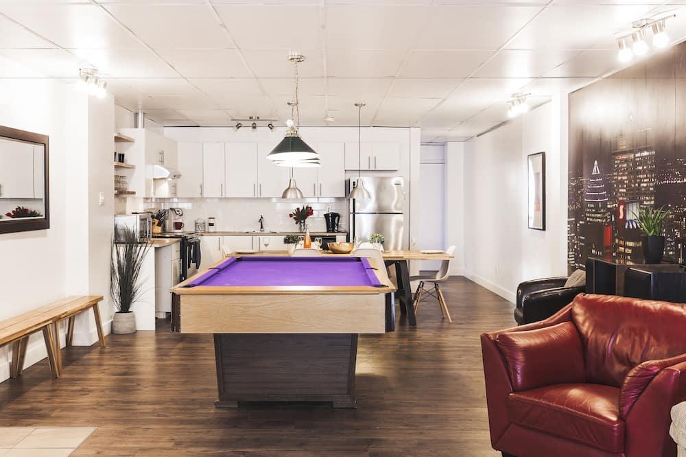 דירה, 2 חדרי שינה (The Entertainer) - אזור מגורים