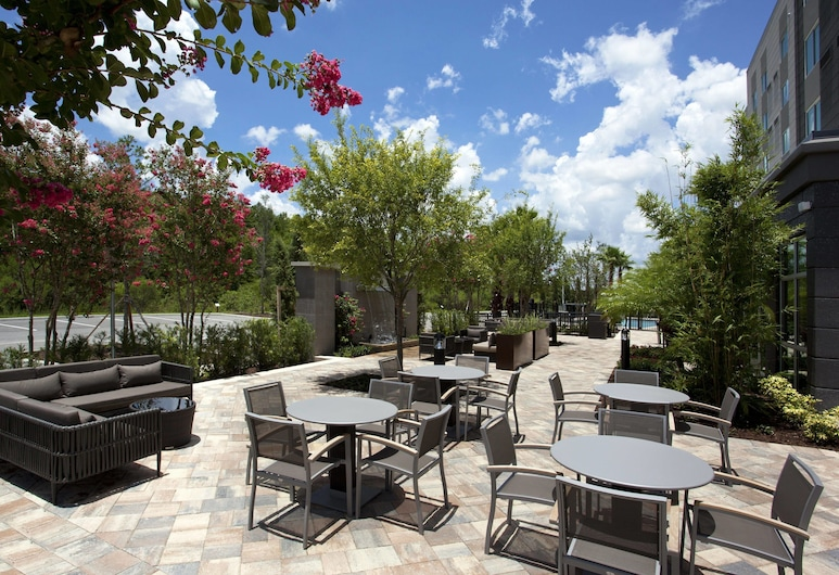 Courtyard by Marriott Orlando South/Grande Lakes Area, Orlando, Eksterijer