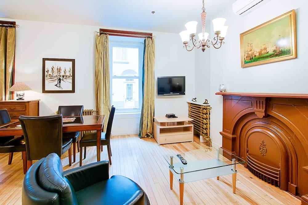 Departamento, 1 habitación (1) - Sala de estar