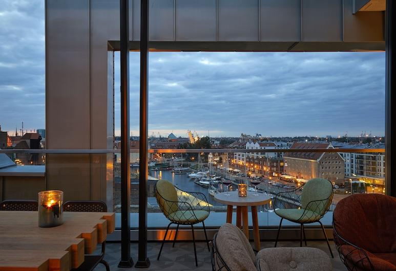 Puro Gdańsk Stare Miasto, Gdansk, Verönd/bakgarður