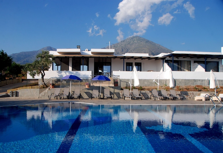 Samothraki Beach Apartments and Suites Hotel, Samothrace, Outdoor Pool