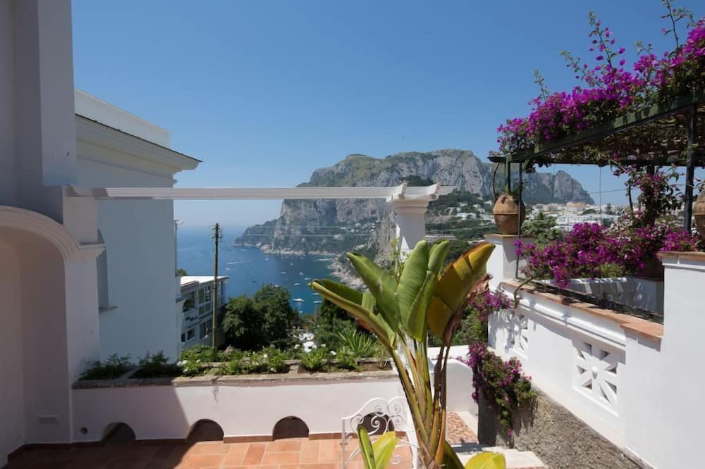 Apartment, Sea View (2 people) - Terrace/Patio