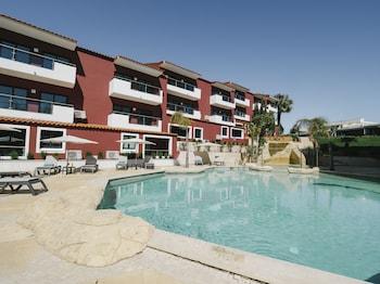 Fotografia do Topazio Mar Beach Hotel & Apartments em Albufeira