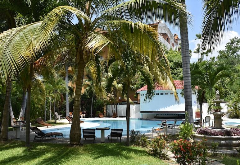Hotel Plaza Huatulco, Santa María Huatulco, Piscina