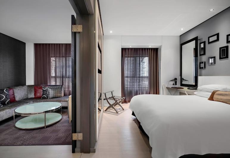Protea Hotel Fire & Ice by Marriott Pretoria Menlyn, Čvanė, Svečių kambarys