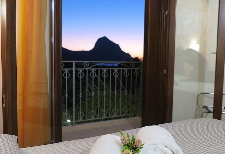 Trigrana Vacanze Hotel, San Vito Lo Capo, Superior-Zimmer, Meerblick, Ausblick vom Zimmer