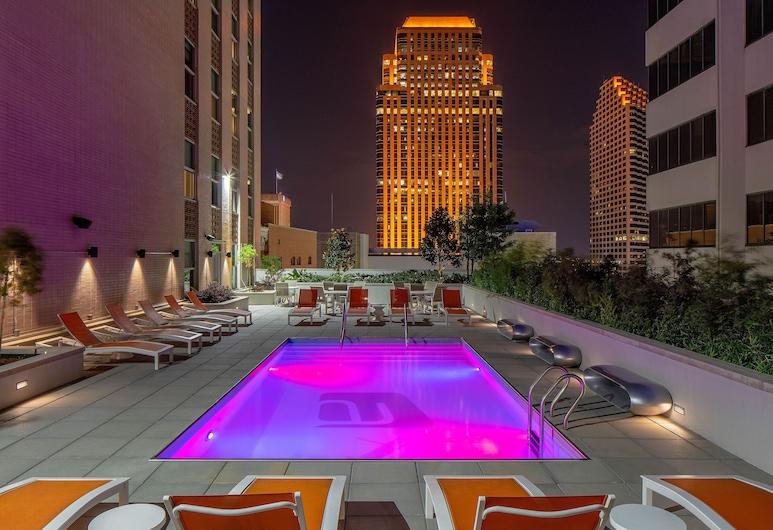 新奥爾良市中心雅樂軒酒店, 新奥爾良, 泳池