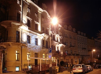 A(z) Spa Hotel Čajkovskij hotel fényképe itt: Karlovy Vary