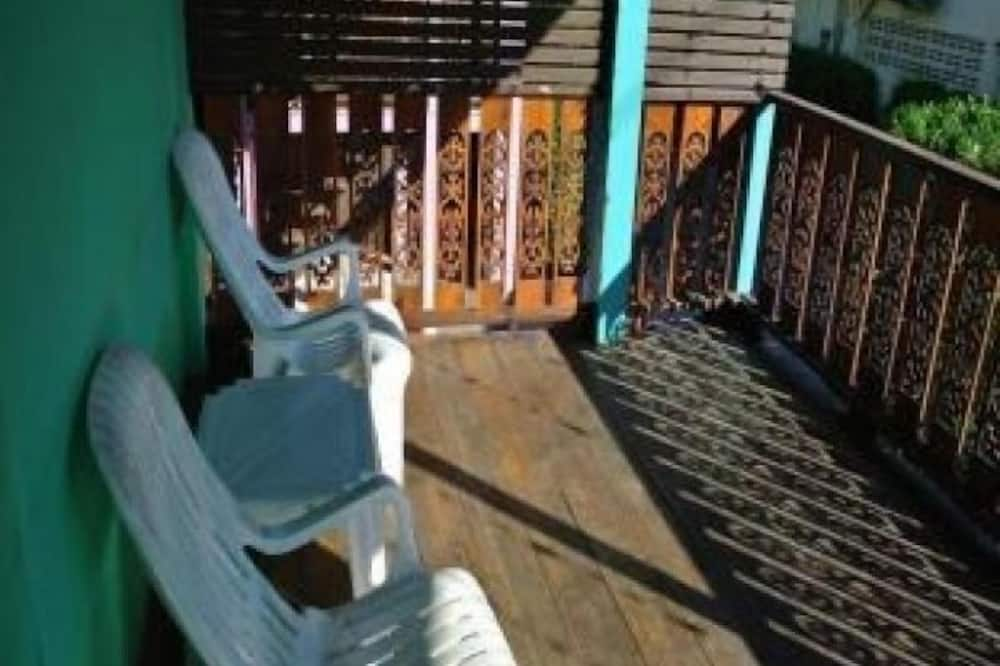Bungalov typu Deluxe, 3 ložnice (3 Bedrooms Deluxe Bungalow) - Balkón