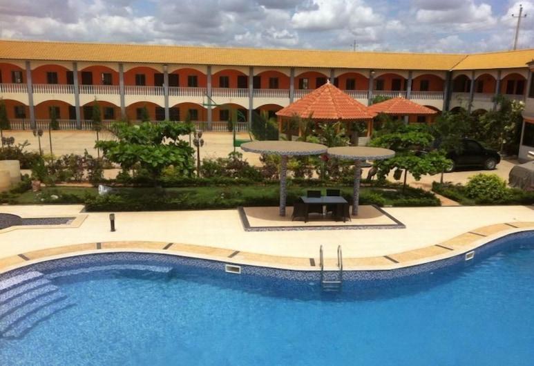 Don Gal Hotel, Viana, Açık Yüzme Havuzu