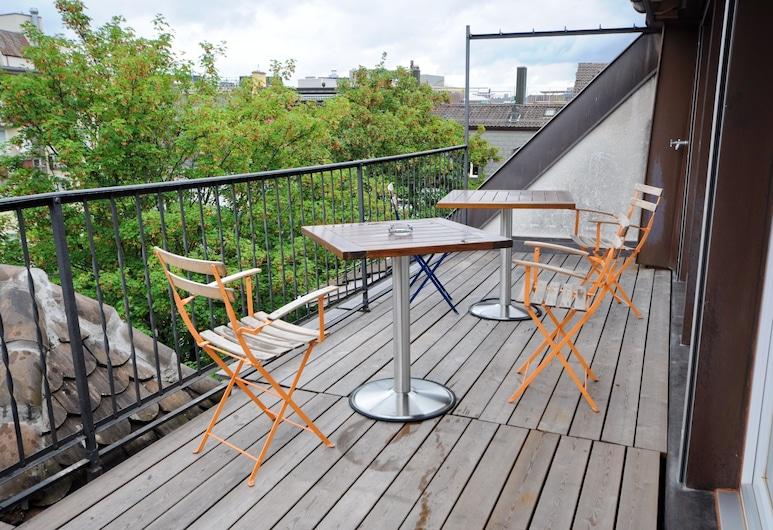 Luxury Apartments by Livingdowntown, Zürich, Luxury Apartment (Duplex), Terrace/Patio