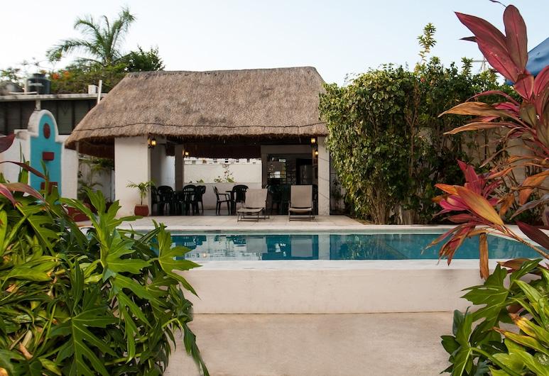 Hotel Hacienda Cancun, Κανκούν, Εξωτερικός χώρος ξενοδοχείου