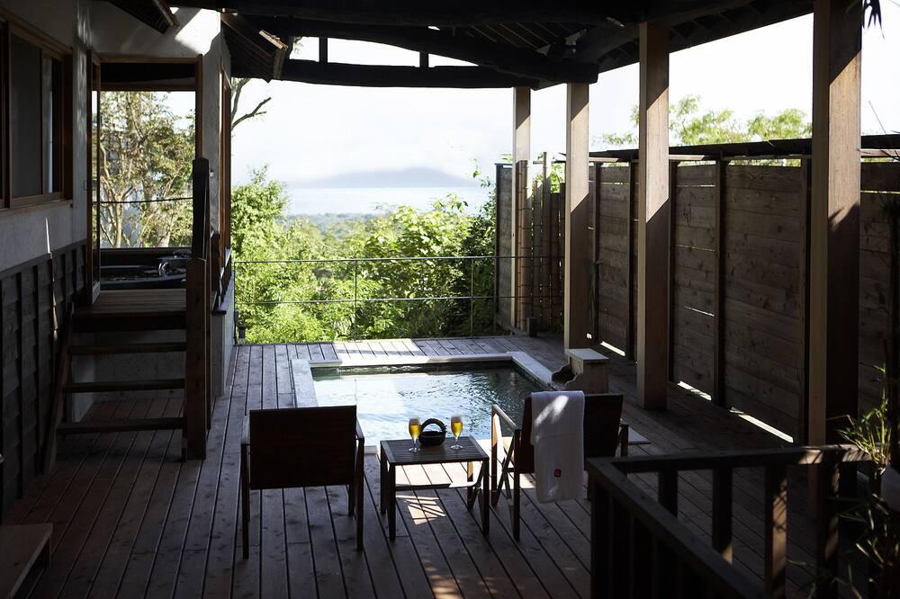 Villa (Suite Villa, Open-Air Bath,Yu) - Balkon
